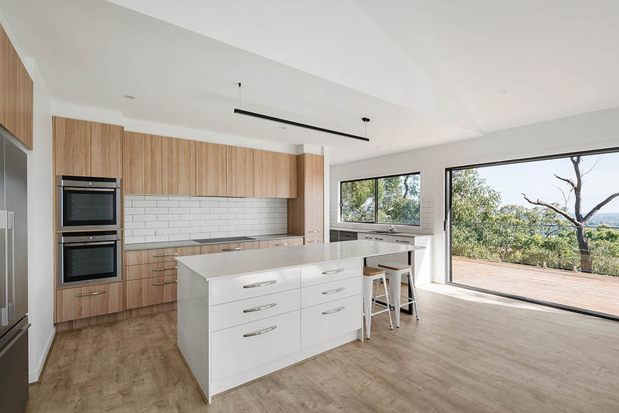 Ferntree Gully residential house home kitchen living