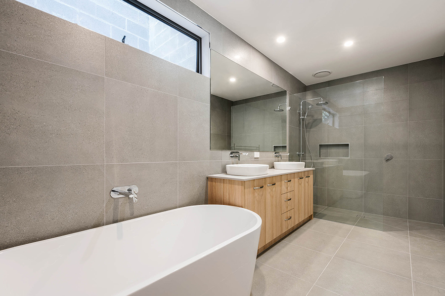 Ferntree Gully residential house home bathroom